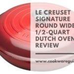 Le Creuset Signature Round